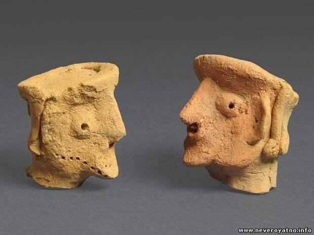 Израильские археологи нашли древний портрет Яхве