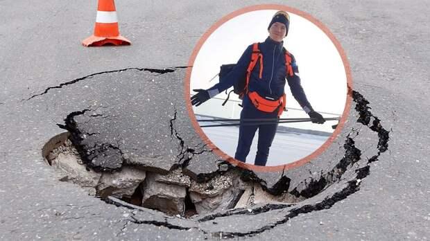 Большунов: «Дорога возле дома полностью убита. Если рядом будет лыжная трасса, быстрее пробегу на лыжах»