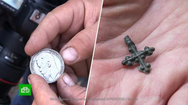 Монета, княжеская печать и крест заставили по-новому взглянуть на историю Орла