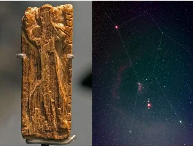 Тайна Ориона: почему так много древних построек ориентированы на Орион ?