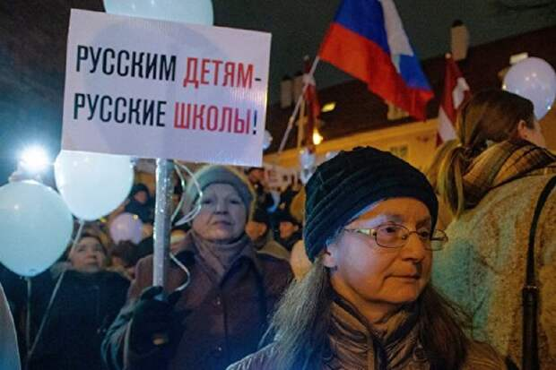 Что на самом деле происходит с русскими и русским на Украине