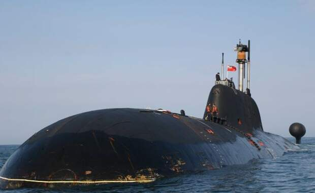 Российские многоцелевые АПЛ будут перевооружены новыми ракетами