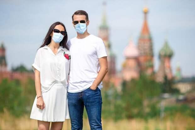 Число заболевших COVID-19в Москве засутки выросло на37% посравнению с13мая: Новости ➕1, 14.05.2021