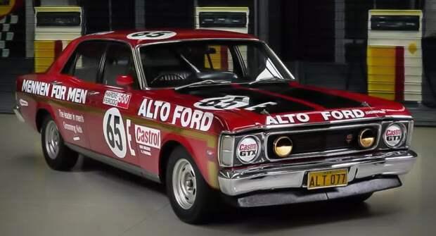 В Австралии министр запретил быстрейший в мире седан Ford 70-х