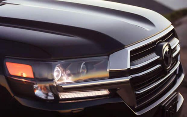 Обновленный Toyota Land Cruiser 200 — скоро в продаже