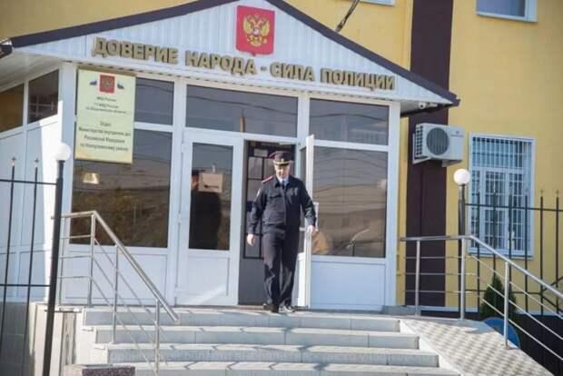 Спецназ ФСБ штурмом взял отдел МВД в райцентре Новая Усмань Воронежской области
