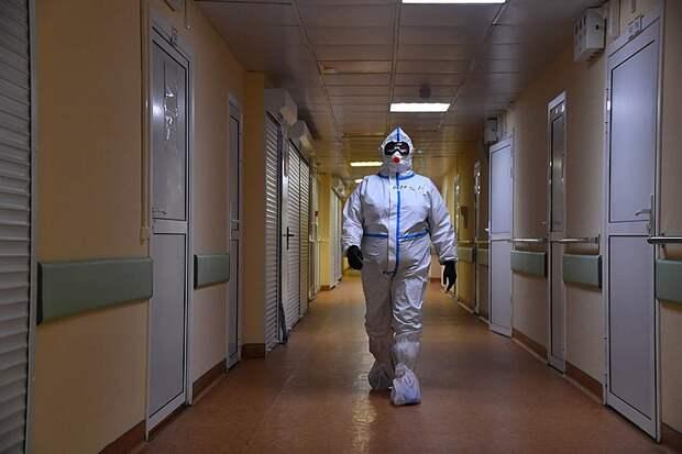 В Москве открылся кадровый центр для медиков