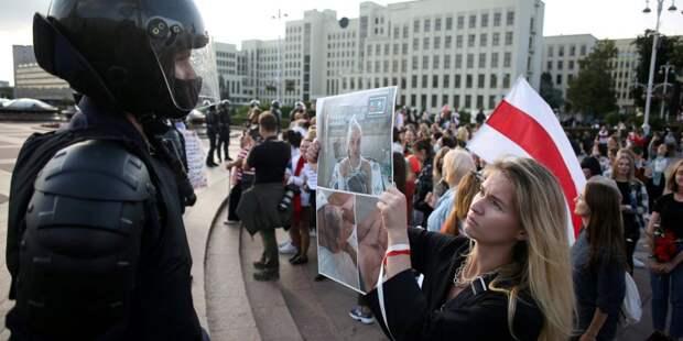 Скоординированные действия. США и ЕС объявят о новых санкциях против Беларуси на следующей неделе