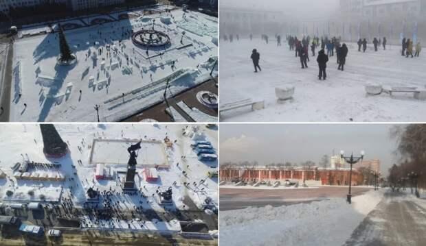 Почему незаконные акции в поддержку Навального – фуфло