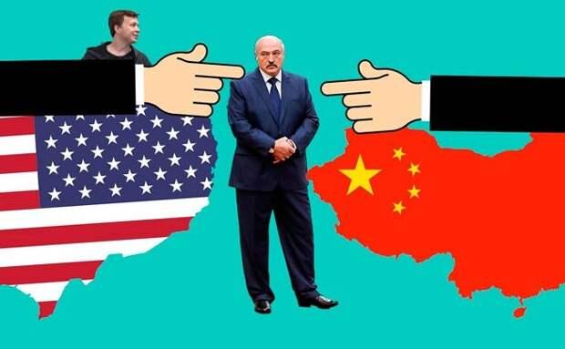 Арест Протасевича - спецоперация западных спецслужб против Китая