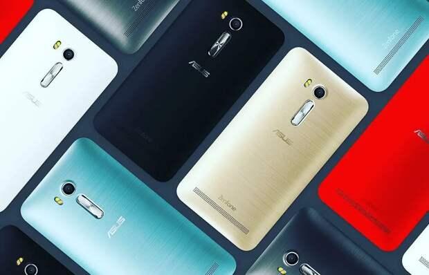 Asus выпустит компактный флагманский смартфон ZenFone Mini