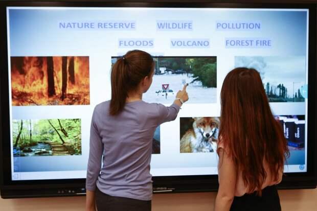 В центре детского творчества «Строгино» пройдет занятие по английскому