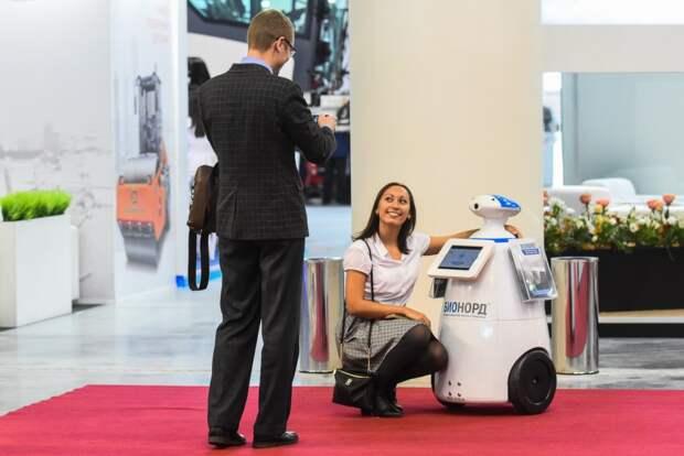 В России из-за оттока трудовых мигрантов вырос спрос на промышленных роботов