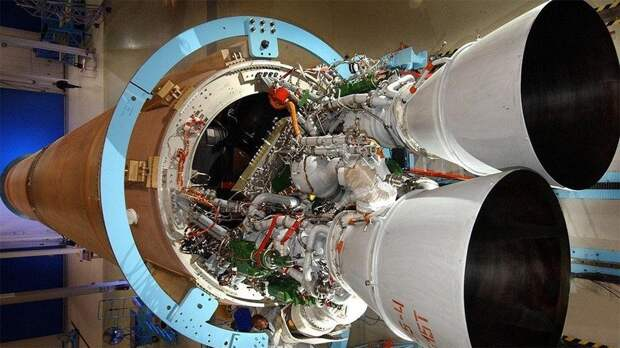 США признали невозможность отказа от ракетного двигателя России РД-180