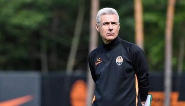 Каштру объявил, что покидает пост главного тренера «Шахтера»