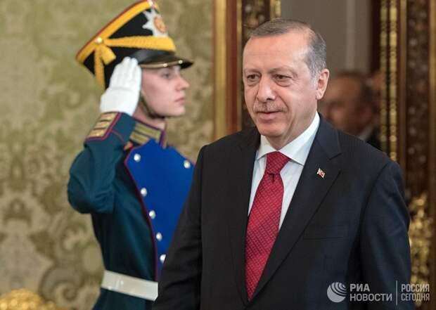 Эрдоган приезжал в Москву за большими и малыми победами