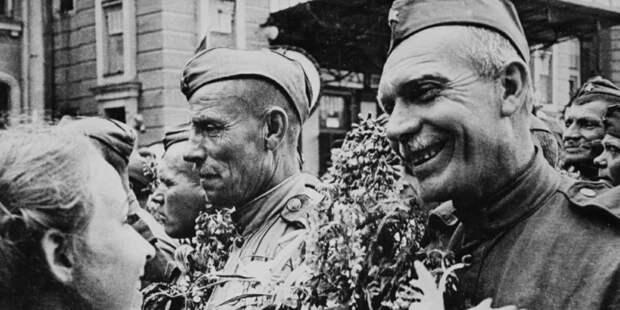 Ежегодная акция «Бессмертный полк» проходит в Москве онлайн. Фото: mos.ru