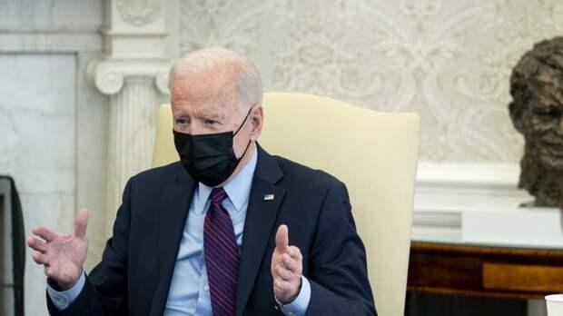 Президент США Джо Байден