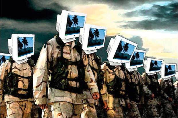 """Гибридная война: О """"Серой зоне"""""""