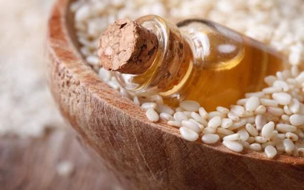 масло сезама