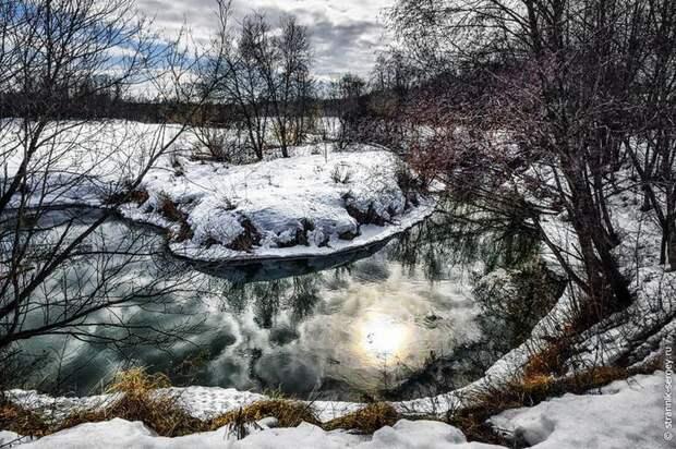 Фото Сергея Странника - март 1