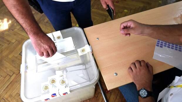 Досрочные парламентские выборы в Армении - РИА Новости, 1920, 20.06.2021