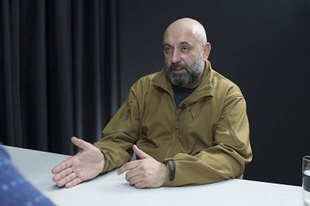 """Генерал Кривонос угрожает России """"нокаутом"""""""