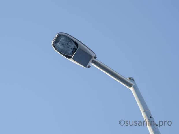 Освещение появится на пяти аварийных участках дорог в Удмуртии