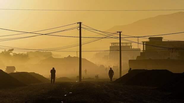 Несколько ракет упали в одном из районов Кабула около электростанции