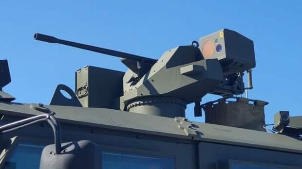 ВРоссии разработана система охраны объектов боевыми роботами