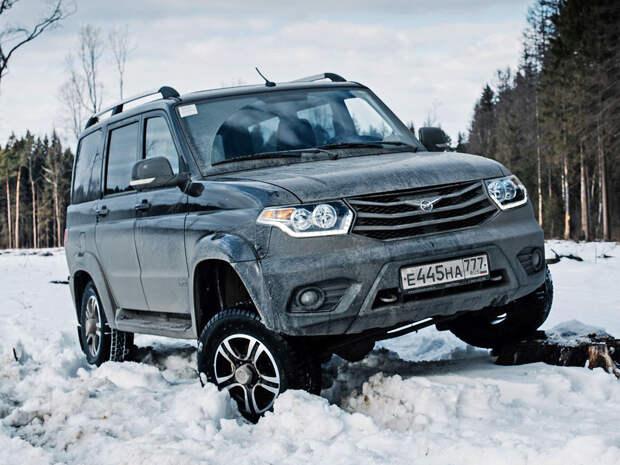 Машина для фанатов и источник бесконечных проблем: что говорят об УАЗ Патриот его владельцы