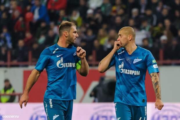 Генич оценил шансы «Зенита» на выход из группы в Лиге чемпионов