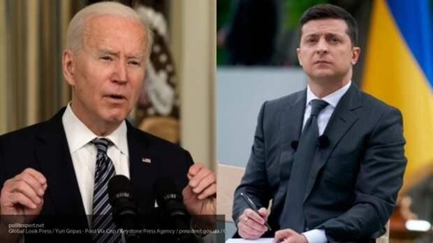 Украинские журналисты назвали четыре темы, которые Зеленский и Байден обсудят в Вашингтоне