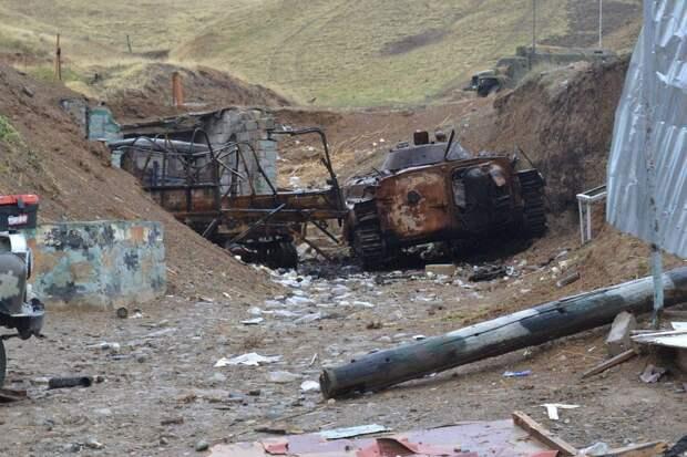 Коротко по Карабаху. 05.10.2020