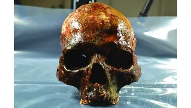 Взгляд из глубины тысячелетий: как выглядел древний человек, убитый в странном ритуале