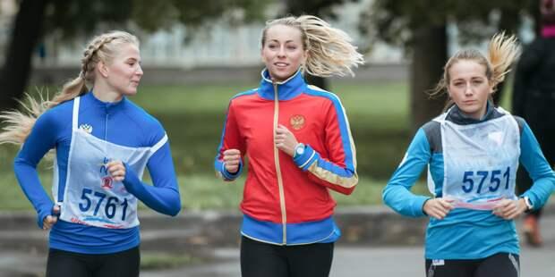 Соревнования по легкоатлетическому кроссу пройдут в Петровском парке
