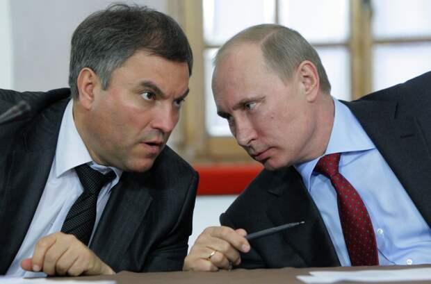 Глава Госдумы заявил, что в СССР простые люди ничего не значили, в отличии от России при Путине. Прав ли чиновник?