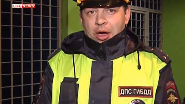 Полицейские задержали «гаишника с Луны» в Москве