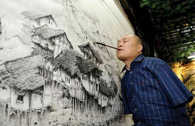 Художники с ограниченными возможностями, которые поразили мир своими талантами