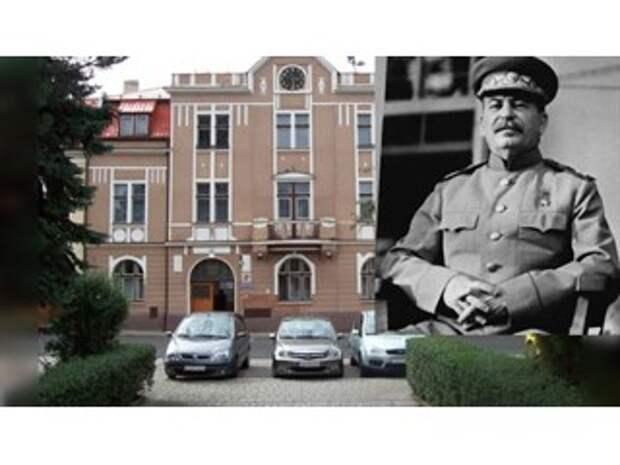 Чехи продают товарища Сталина
