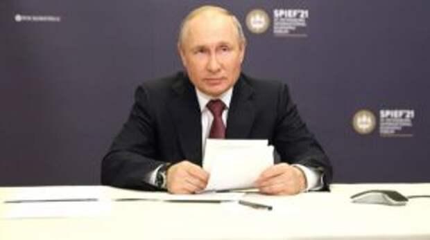 """""""Этих купим, этим дадим бусы"""": Путин предрек США судьбу СССР из-за многочисленных ошибок"""