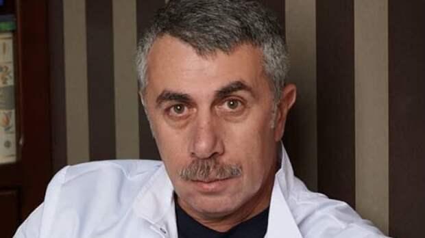 Доктор Комаровский заявил об угрозе для своей жизни из-за разоблачения лекарств