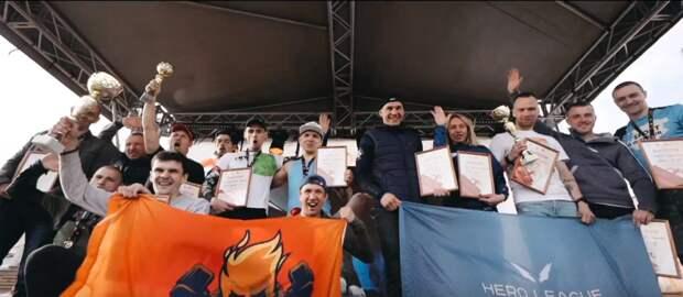 В парке 850-летия Москвы провели студенческую гонку ГТО