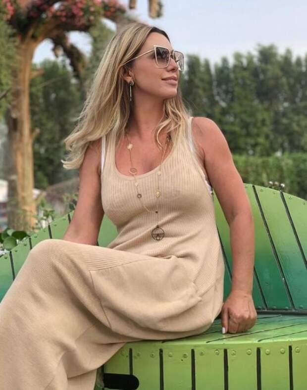 Ирина Салтыкова вспомнила, как стала жертвой домашнего насилия