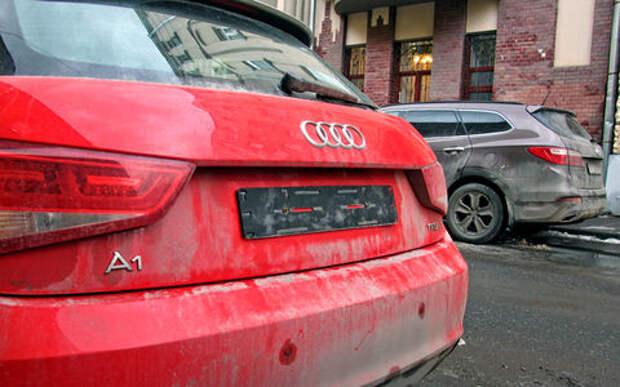 Магнитные номера и другие способы не платить за парковку — законно ли?