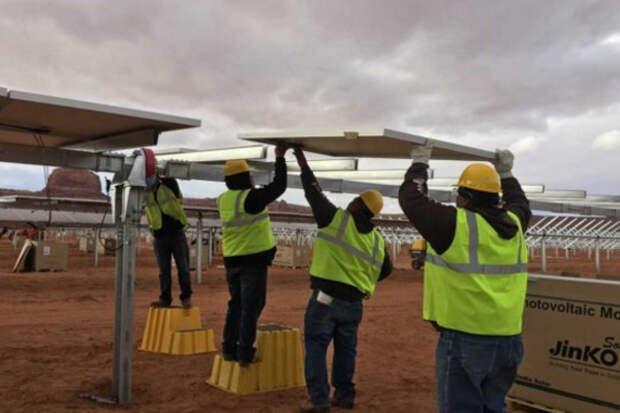 ВИЭ-энергетика задыхается от нехватки квалифицированных работников