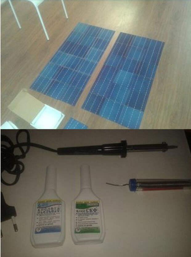 Самодельные солнечные батареи своими руками, солнечные батареи