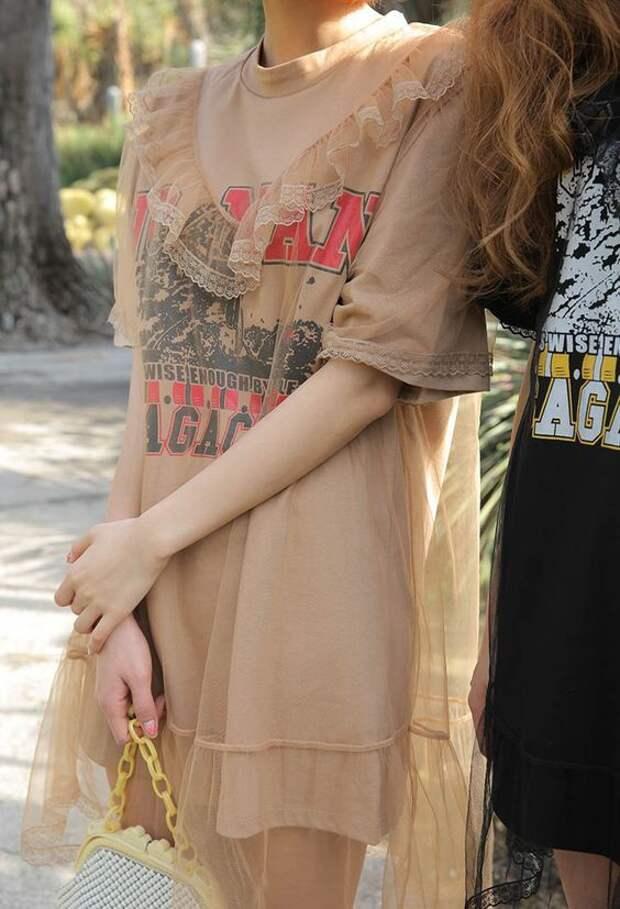 20 идей для переделки футболок и свитшотов