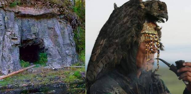 Пещера черного дьявола. Как не попасть в плен к мертвому шаману?