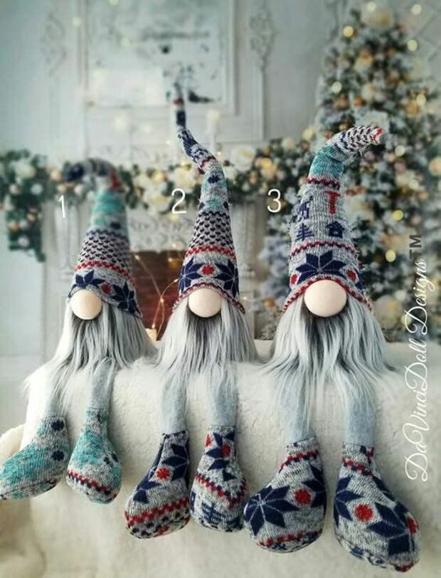Скандинавский Новый год (подборка)